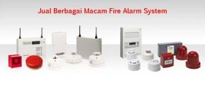 Jual Fire Alarm System Harga Murah
