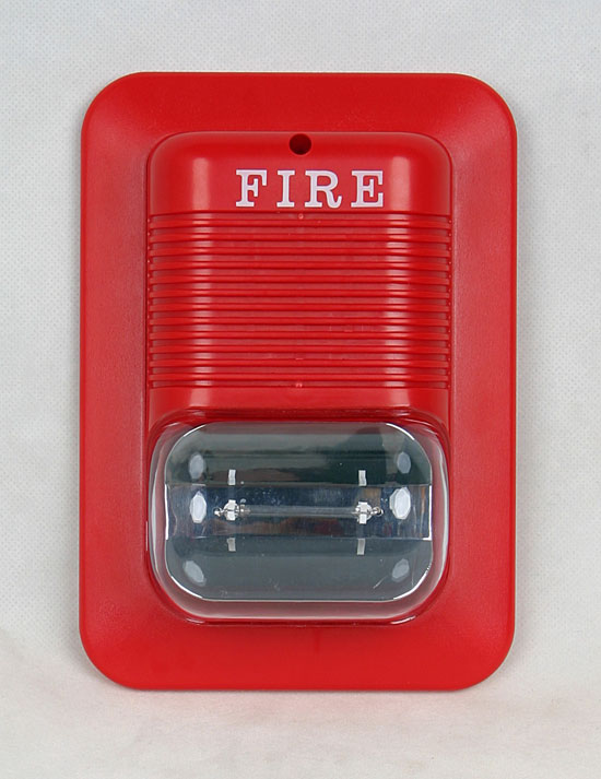 Fire Mini Siren & Strobe Light